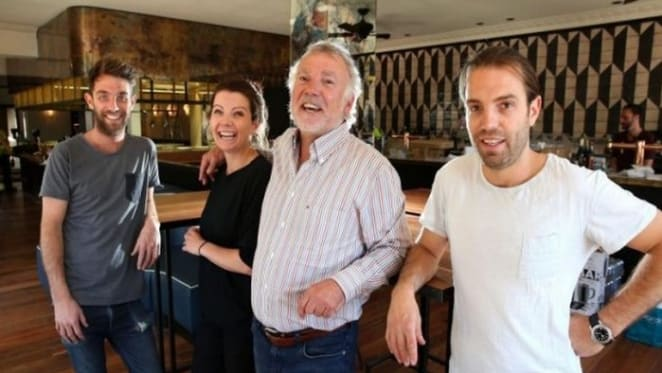 Jaques Reymond family to open new restaurant in Cremorne