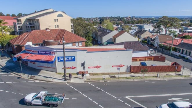 Jaycar Bondi Junction redevelopment site sold