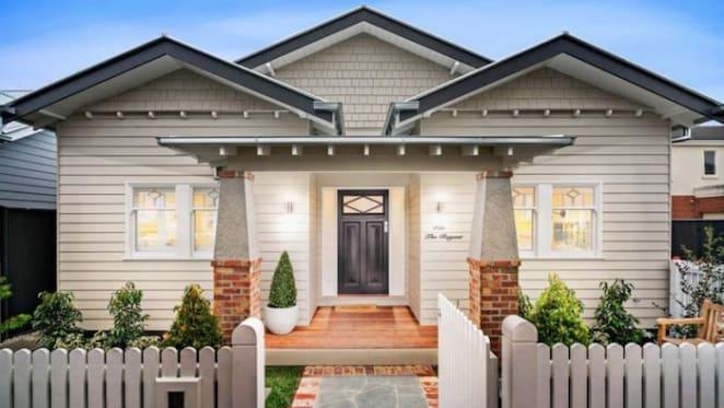 The Block Elsternwick: Josh and Elyse's home