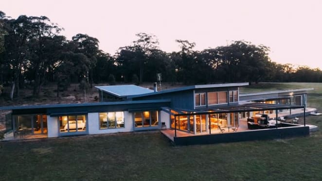 Just Cuts founder Denis McFadden sells custom Canyonleigh home