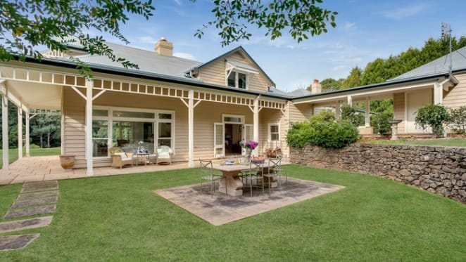 Kangaloon trophy estate set to go under the hammer
