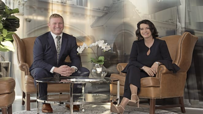 Kelly Qualtrough and Sean Wallis recruited by Queensland Sotheby's