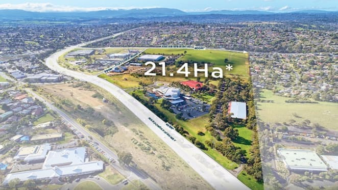 Rich lister George Kepper lists Melbourne mixed-use site with $110 million expectations