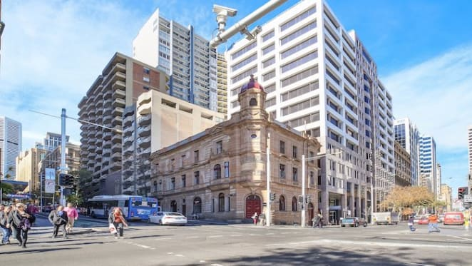 Strata office suites now leasing in Sydney CBD