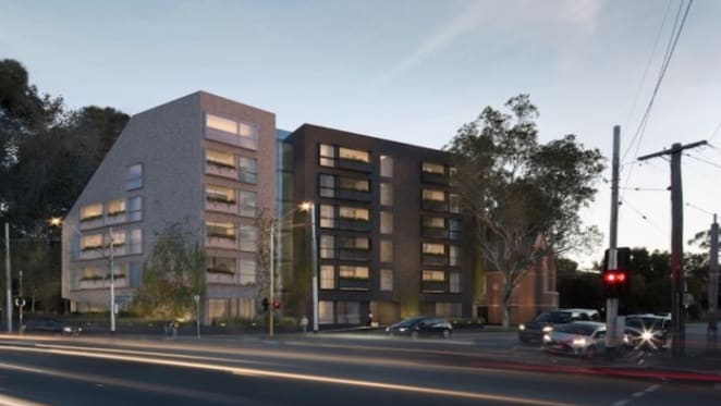 Mark Creelman sells Our Lady of the Assumption, South Melbourne site