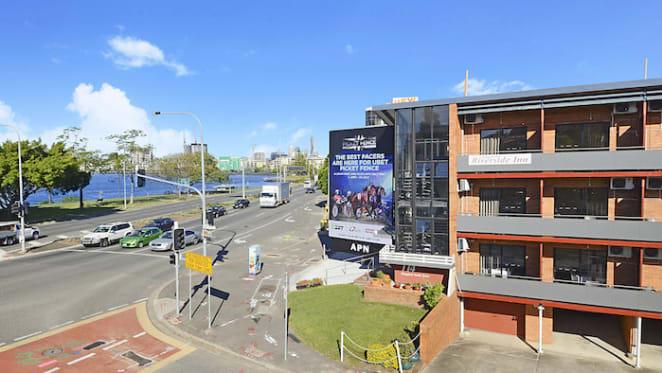 Landmark riverside motel in Brisbane's Hamilton sold through Savills