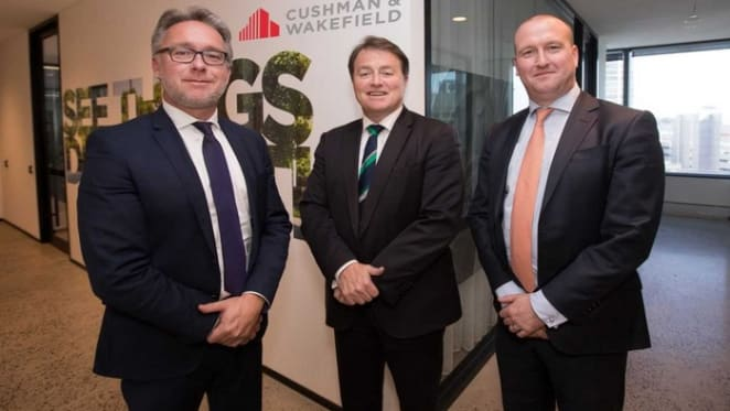 Cushman & Wakefield have acquired Knight Frank's Sydney valuation firm