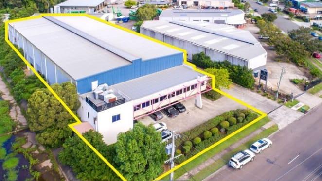 Savills list industrial facility in Kunda Park