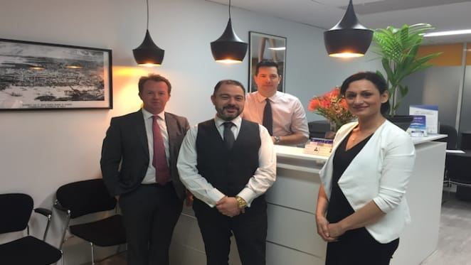 Lawyer launches Raine & Horne Narellan