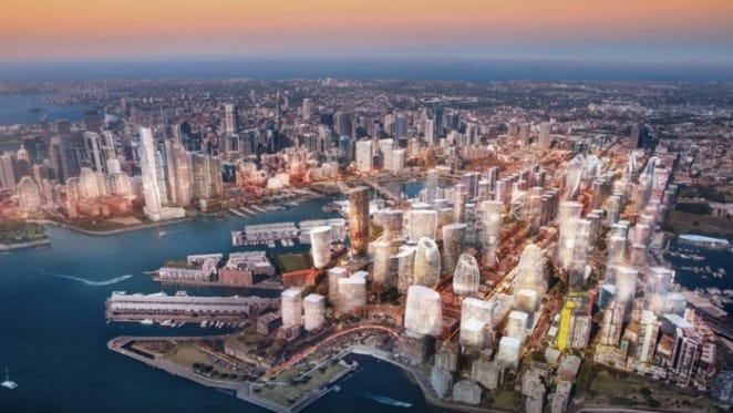 Pyrmont can become the next high rise peninsula as support for Sydney's CBD: Chris Johnson