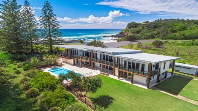 Lennox Head trophy home with record price hopes