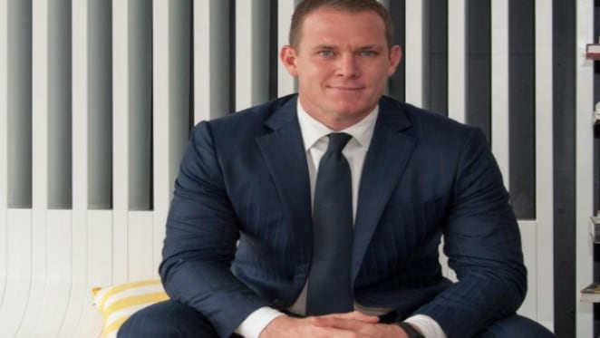 Matt Lancashire's New Farm Ray White office takes the state's number 1 spot
