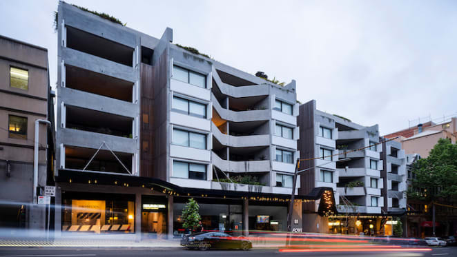Former Surry Hills Legion Cab HQ trophy retail investment listed