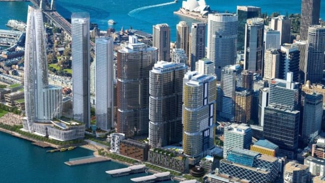 Lendlease profit down 41% but wins Barangaroo views  case