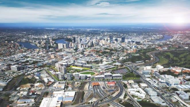 Lendlease achieves world green star leadership at Brisbane Showgrounds