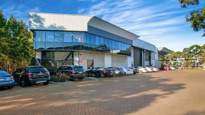 Lidcombe site leased to acoustic specialists A&A Studios