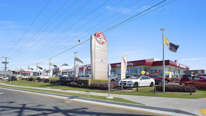 Former Holden dealership sites on the Gold Coast up for lease