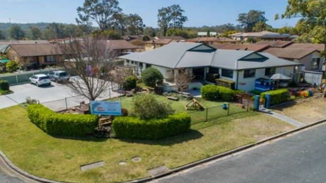 Taree child care facility with new 20-year lease passed in