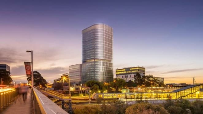 Plans green-lighted for Liverpool's tallest commercial tower