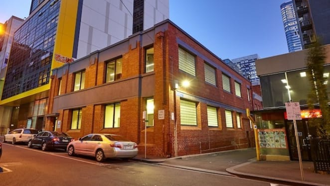 Research firm to sell Lonsdale Street building