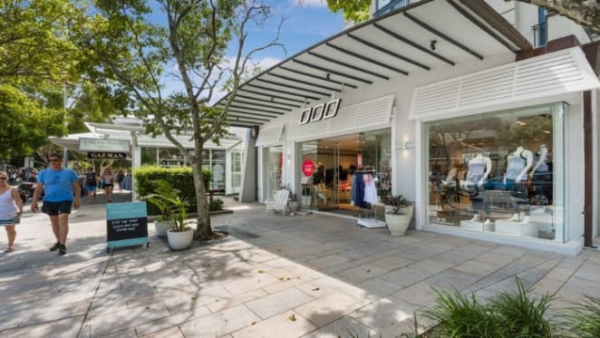 Lorna Jane retails premises on Hastings Street, Noosa sold for $5.06 million