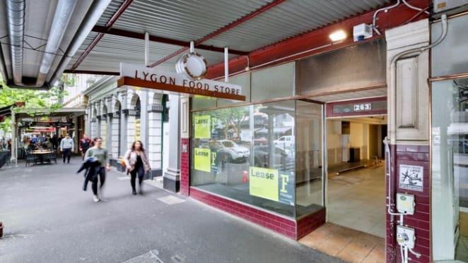 Iconic Lygon Street, Carlton retail strip sees premises leased