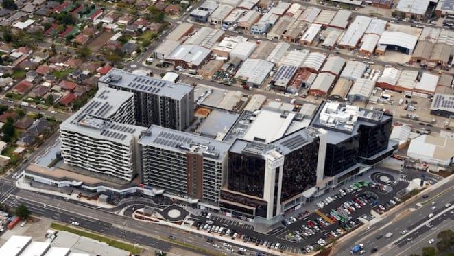Clayton's $1 billion M-City development completed