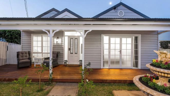 House Rules' Joe and Fil list their Maribyrnong home