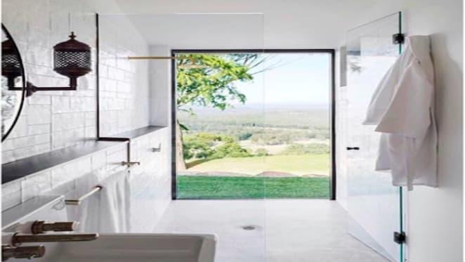 Megan Gale contemplates luxury home build