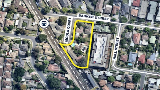 Off-market Cheltenham development site sale