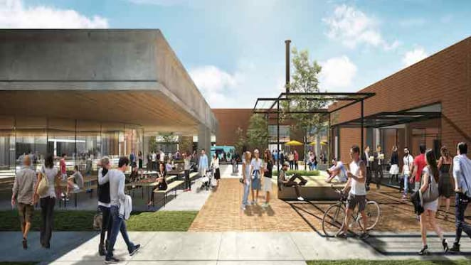 Philip Morris Moorabbin manufacturing site to be transformed into new urban destination