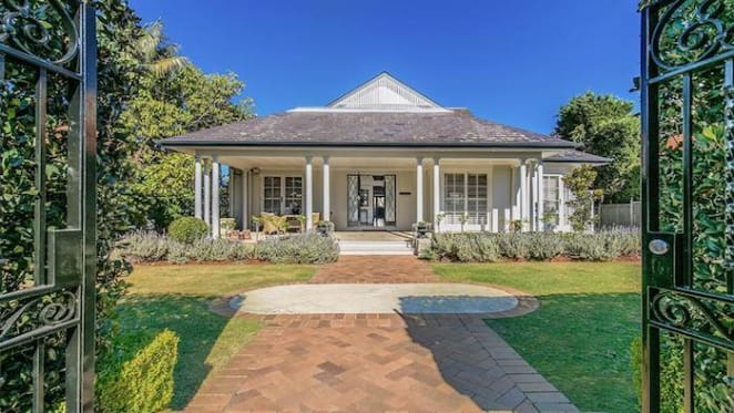 Model Stenmark twins childhood home sold in Mosman