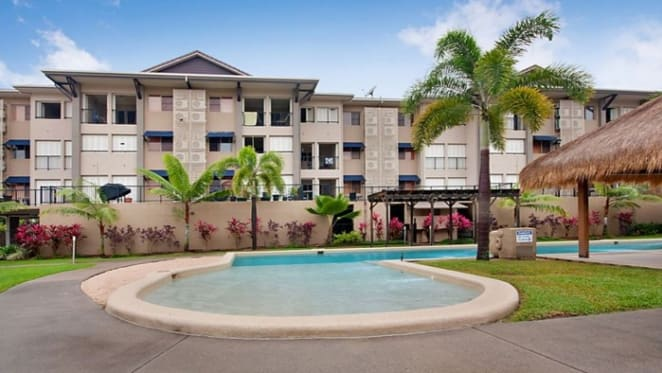 Two bedroom Mooroobool unit sold for $50,000 loss by mortgagee