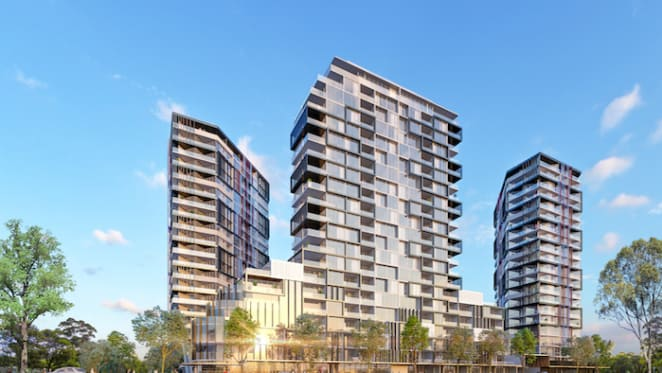 JQZ's off-the-plan project in Kogarah draws first home buyers