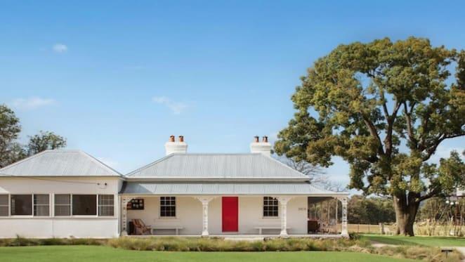Mudgee's 130 year old Trelawney Farm for sale