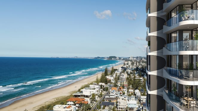 Perth-based Pindan enters Gold Coast market with luxury Mahala, Mermaid Beach apartment tower
