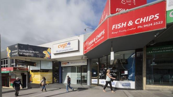 Chinese investor buys Greensborough shops on tight yield through Savills
