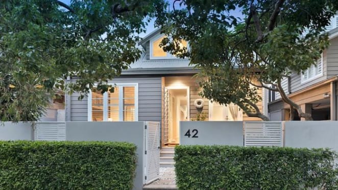 Relaxed coastal 1900's Manly home sold