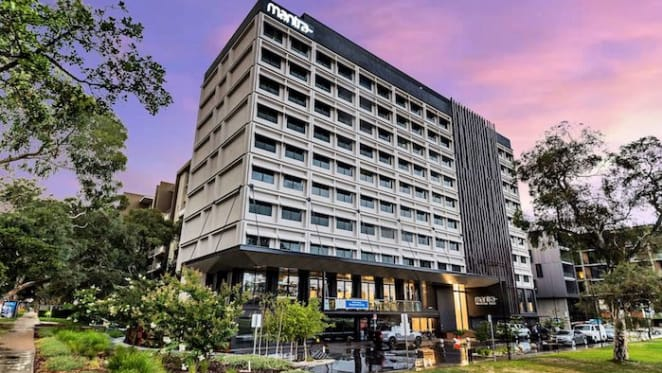 Mantra MacArthur hotel in Canberra for sale