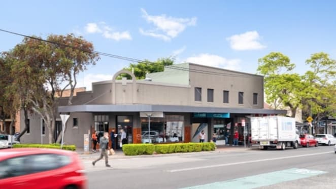 Investor pays $4,375,000 for a mixed-use Leichhardt retail premises