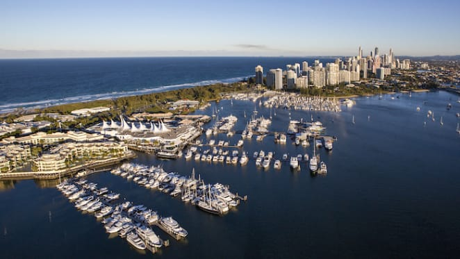 International marketing campaign launched for Mariner's Cove