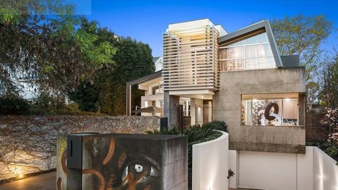 Mark Richards-designed Balwyn trophy home listed