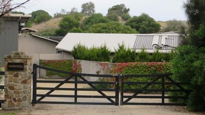 The Freedman brothers Mornington Peninsula farm Markdel under offer