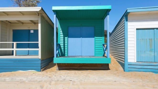 Mount Martha beach box fetches $342,500