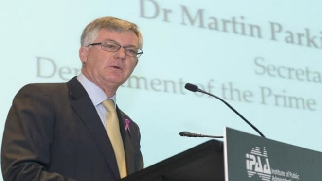 Martin Parkinson declares 'entrenched disadvantage' in Australia a disgrace: Michelle Grattan