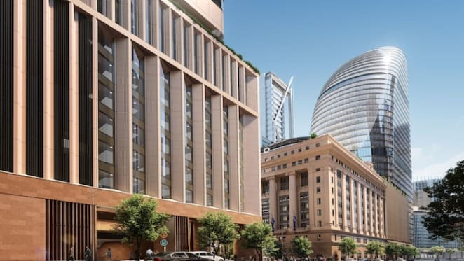 Green light for Martin Place metro office towers