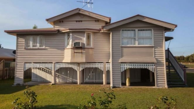 Three bedroom Maryborough home sold by mortgagee