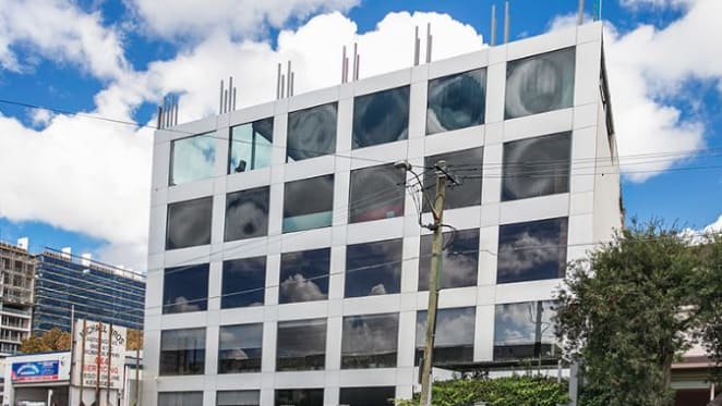 Office building on the market in Sydney's Mascot