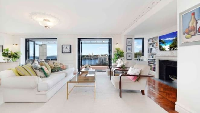 Max Whitby moves up Macleay Street after selling $12.5 million Villard, Potts Point sub-penthouse