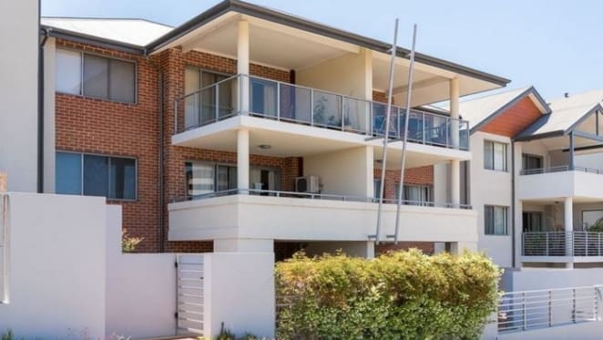Three bedroom Maylands apartment listed by mortgagee